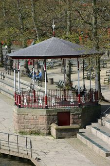 Free Band Stand Stock Image - 291941