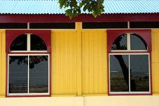 Free Colorful Windows Royalty Free Stock Photos - 292778