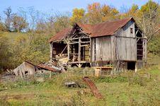Free Ruins Stock Image - 293631