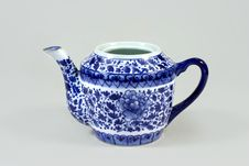 Free China Teapot Stock Photography - 294412