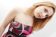Free Blonde Grace 1 Royalty Free Stock Photography - 295737
