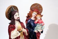 Free Holy Family Royalty Free Stock Photo - 296395