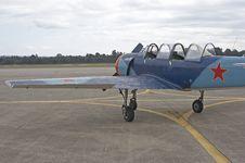 Free YAK-52 Stock Image - 297271