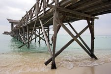 Free Pier Stock Photography - 299472