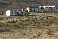 Free Deserted Old Farmhouses Stock Image - 2901121
