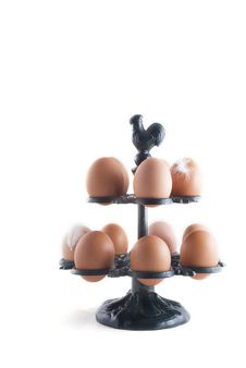 Free Many Eggs Stock Photography - 2901752