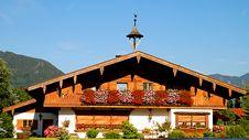 Free Bavarian House Royalty Free Stock Image - 2901966