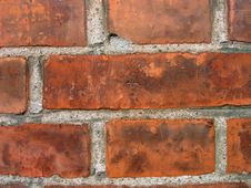 Free Wall Of Bricks Stock Image - 2902471