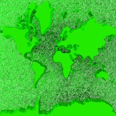 Free Green Liquid Earth Stock Images - 2903144