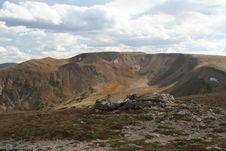 Free Fall On The Alpine Tundra Royalty Free Stock Photos - 2903398