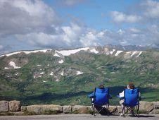 Free Colorado View Stock Photography - 2903422