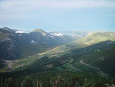 Free Rocky Mountain High IV Royalty Free Stock Image - 2903426