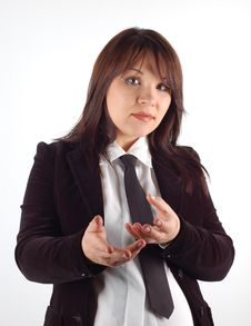 Free Businesswoman 14 Stock Image - 2903431