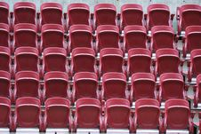 Free Empty Arena Seats Stock Image - 2903451