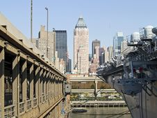 Free NYC Pier Stock Photography - 2903602