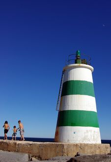Free The Lighthouse Stock Photo - 2903620