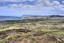 Free Plateau On Easter Island Royalty Free Stock Image - 2903826
