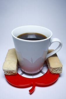Coffee And Rusks Stock Image