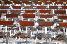 Free Empty Seats Royalty Free Stock Image - 2904966