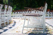 Free Empty Seats Stock Photos - 2904983