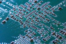 Free Electronic Component Stock Photography - 2905202