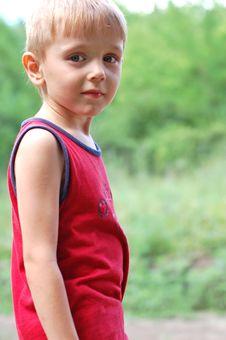 Free Boy Royalty Free Stock Image - 2905246