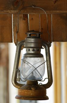 Free Old Lamp Stock Image - 2905781