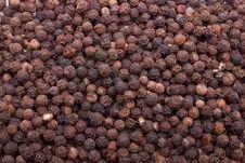 Free Black Pepper Royalty Free Stock Photos - 2905948
