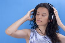 Free Listening Music Royalty Free Stock Photography - 2906447