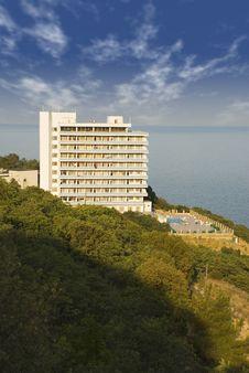 Free Modern Hotel Stock Image - 2906571
