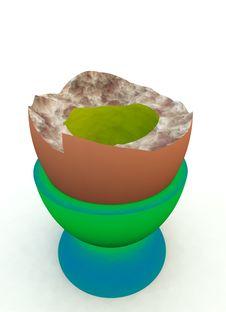 Free Broken Egg 14 Stock Image - 2907151