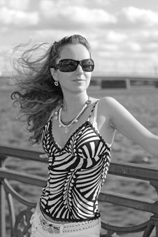 Free City Girl Stock Photos - 2907403