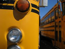Free Details Of A School Bus Stock Photos - 2907653