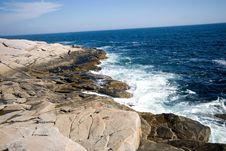 Free Atlantic Coastline Royalty Free Stock Photos - 2908018