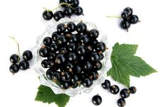 Free Currants Isolated In White Royalty Free Stock Image - 2908806