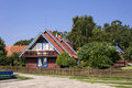 Free Small House In Lithuania Stock Photography - 29009892
