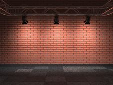 Free Bricks Wall. Stock Photo - 29002910