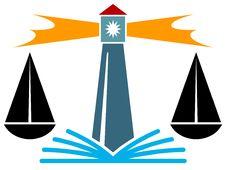 Free Judicial Logo Royalty Free Stock Image - 29003886