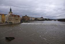Free Vltava In Prague Stock Photos - 29005513