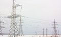 Free High Voltage Tower Royalty Free Stock Image - 29012466