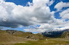 Arthur S Pass New Zealand Stock Photos