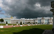 Free Catherine Palace In Pushkin, Russia. Stock Photography - 29011122