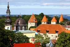 Free Tallinn, Estonia Royalty Free Stock Photos - 29015458