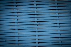 Free Blue Weave Background Stock Photography - 29019332