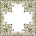 Free Ornamental Frame Royalty Free Stock Photography - 29022527