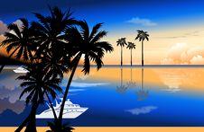 Free Sunset Stock Image - 29022301