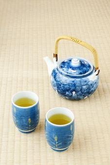Free Green Tea Stock Photography - 29025332