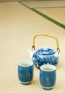 Free Green Tea Stock Image - 29025381
