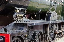 Free Steam Train Royalty Free Stock Photo - 29026455