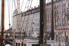 Free Nyhavn, Copenhagen, Denmark Royalty Free Stock Photography - 29028207